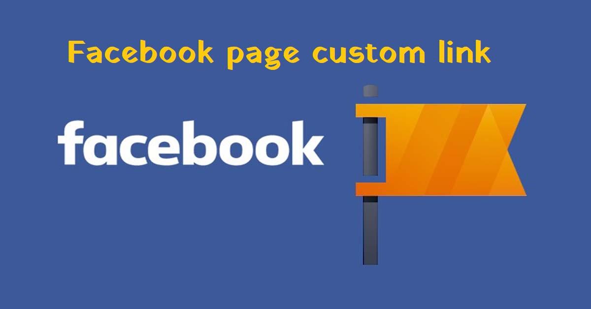 Facebook page custom link kaise banaye hindi