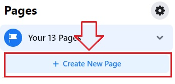 page Create in Computer