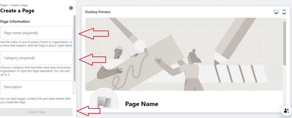 computer se Fb page name